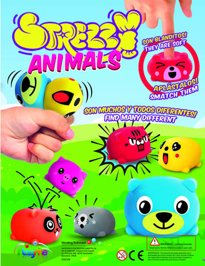 Strezzy Animals
