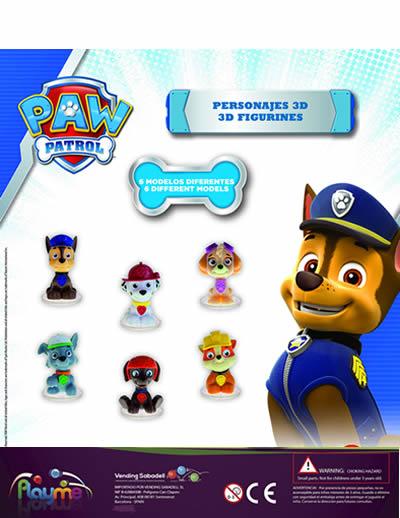 Paw Patrol 3D