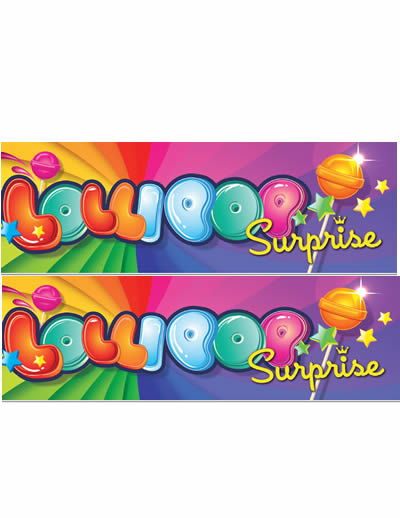 90mm Lollipop Surprise