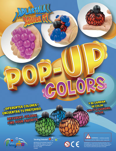 Pop-up Colors