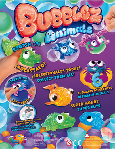 Bubblez Animals