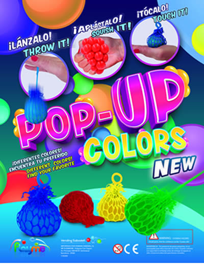 Pop Up Colors New