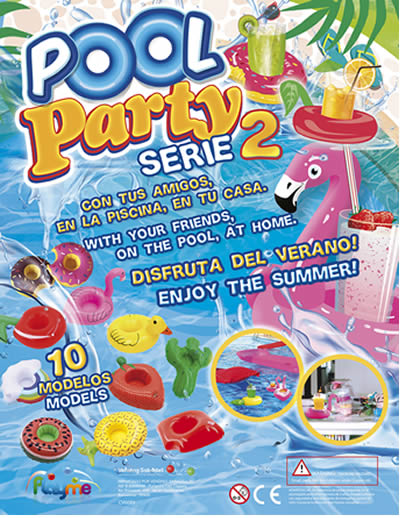 Pool Party Serie 2