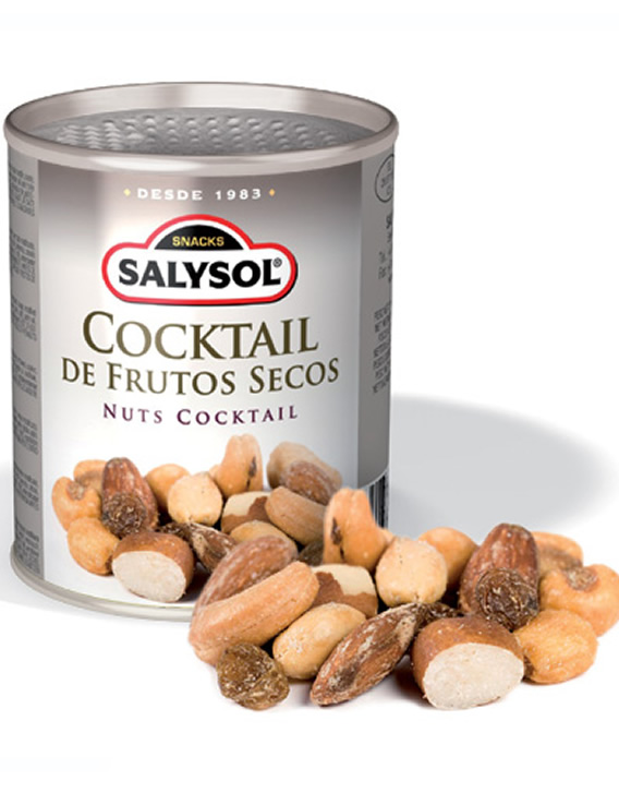 Cocktail frutos secos